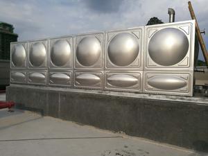 不锈钢水箱(10吨)